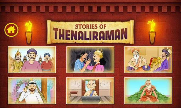Top 20 Stories Of Tenali Raman screenshot 1