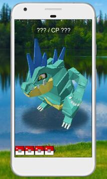 Go Pocket: Catch Pixelmons apk screenshot