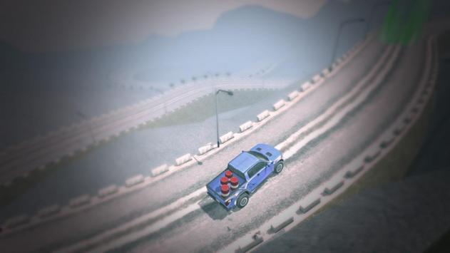 98% Impossible Tracks Car Stunts Race 3D Free poster
