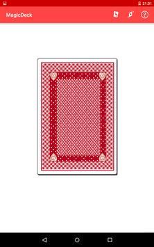 MagicDeck: Card Tricks 截圖 6