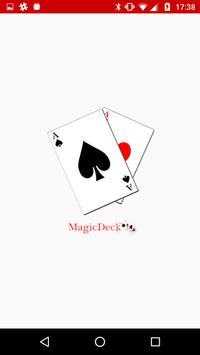 MagicDeck: Card Tricks 海報