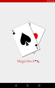 MagicDeck: Card Tricks 截圖 3
