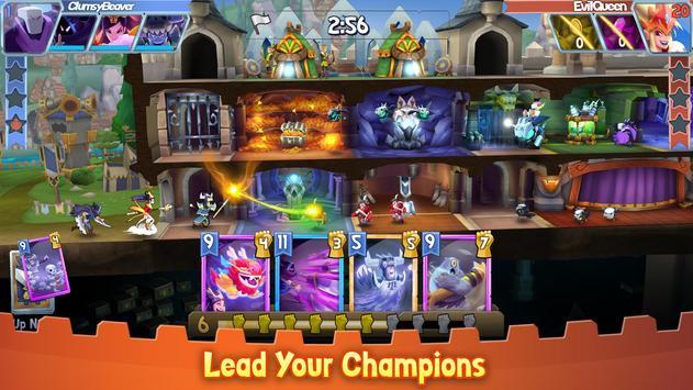 Fortress of Champions apk screenshot