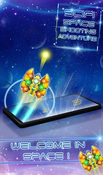 Sci-Fi Space Shooting Adventure screenshot 3