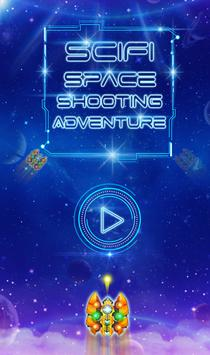 Sci-Fi Space Shooting Adventure poster