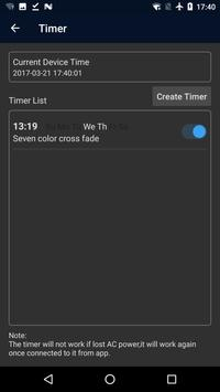 Magic Hue WiFi apk screenshot