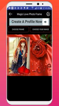Magic Love Photo Frame screenshot 3