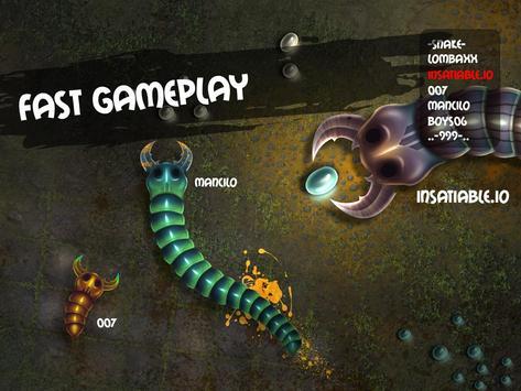 serpentes insatiable io imagem de tela 1