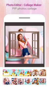 J Selfie Camera - Photo Collage & Youcam Editor screenshot 3