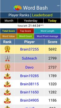 Word Bash: Brain Game apk screenshot