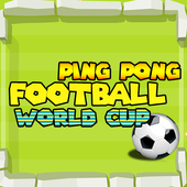 Ping Pong Football World Cup icon