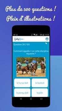 GalopQuizz - Chevaux & Poneys apk screenshot