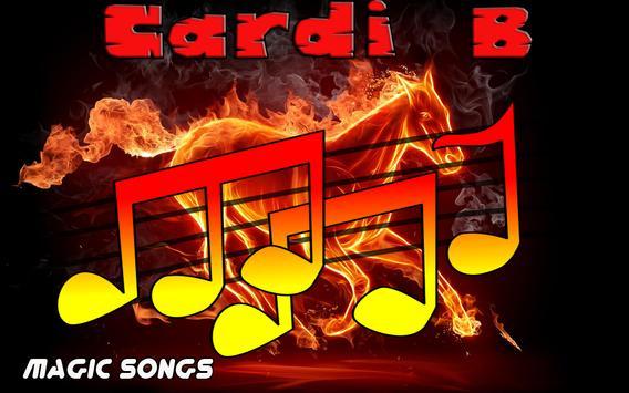 Cardi B New Songs 2018 poster