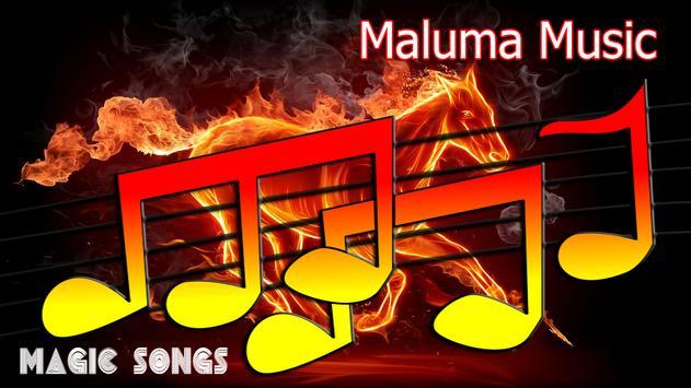 Vitamina Maluma poster