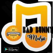 Bad Bunny Musica 2018 icon
