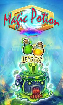 MAGIC POTION poster