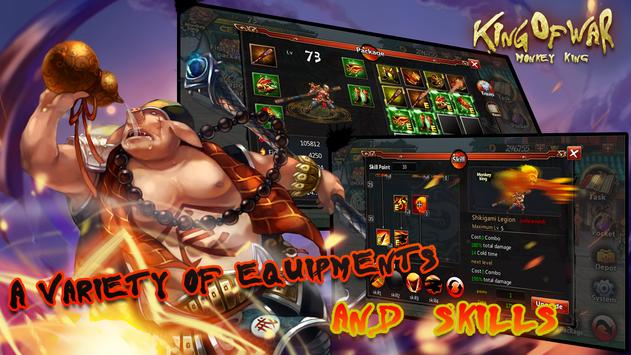 King Of War Monkey King For Android Apk Download