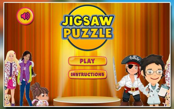 Magic Toons Jigsaw Puzzle poster