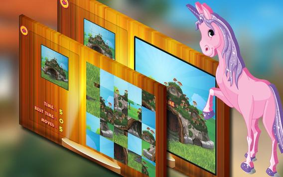 Magic Toons Jigsaw Puzzle apk screenshot