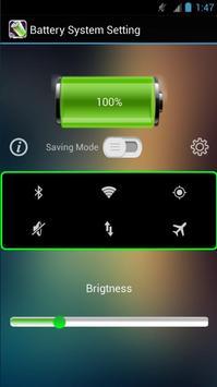 Battery optimizer plus PRO apk screenshot