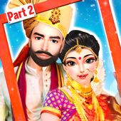 Royal Indian Wedding Rituals and Makeover Part 2 icon
