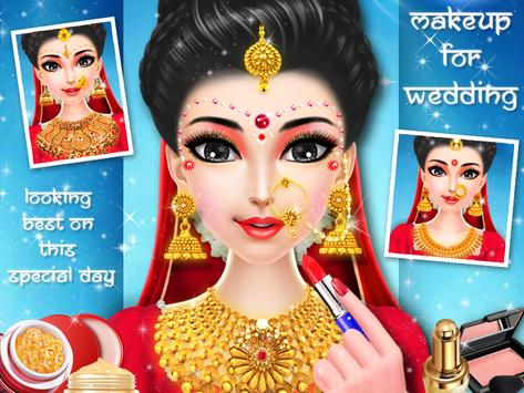 Royal Indian Wedding Rituals and Makeover Part 2 screenshot 3