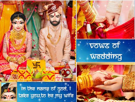 Royal Indian Wedding Rituals and Makeover Part 2 screenshot 1