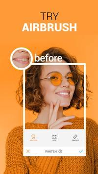 AirBrush - Простой редактор фотографий постер