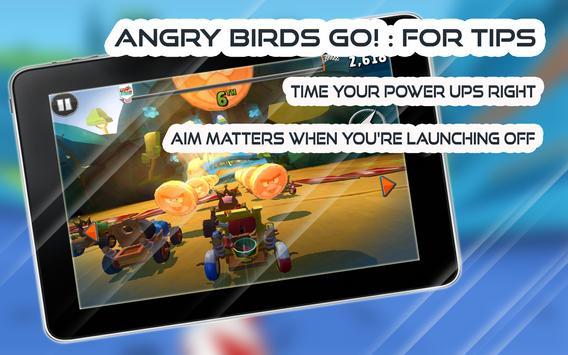 Guide for Angry Birds Go! screenshot 2