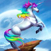 Magical Unicorn - The Game icon