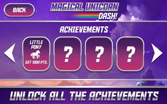 Magical Unicorn - The Game screenshot 1