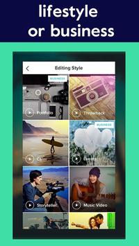Magisto Video Editor & Maker apk screenshot