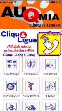 Clique e Ligue poster
