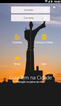 Guia Tem na Cidade screenshot 1
