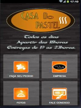 Casa do Pastel apk screenshot