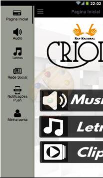 Criolo screenshot 1