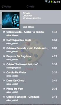 Criolo screenshot 2