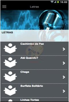 Gabriel O Pensador apk screenshot