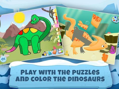 Archaeologist - Dinosaur Games poster