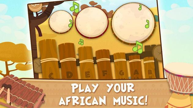 Africa Games for Kids apk screenshot