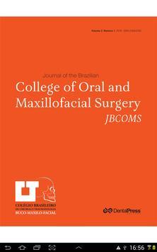 Dental Press JBCOMS poster