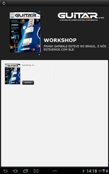 REVISTA GUITAR FREE apk screenshot