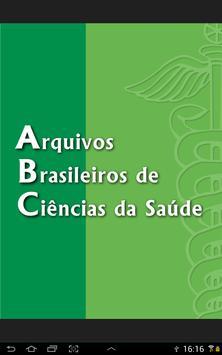 Revista ABCS poster