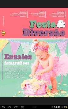 Revista Festa & Diversão poster