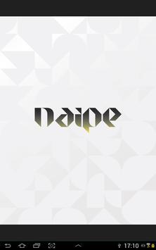 Revista Naipe poster