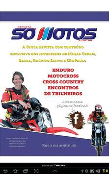 Revista So Motos poster