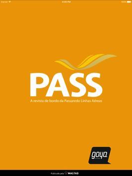 Revista Pass poster