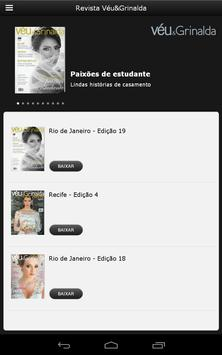 Revista Véu&Grinalda apk screenshot