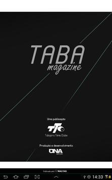 Taba Magazine poster