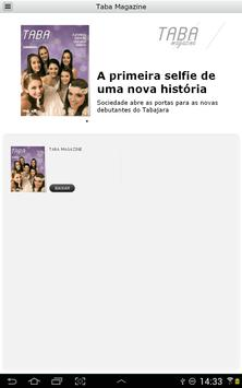 Taba Magazine apk screenshot